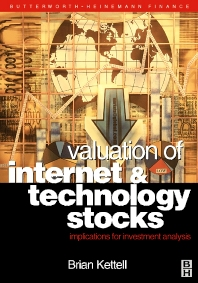 Cover image for Valuation of Internet and Technology Stocks