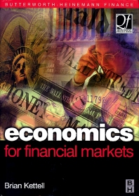 Cover image for Economics for Financial Markets