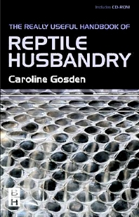 Cover image for Really Useful Handbook of Reptile Husbandry