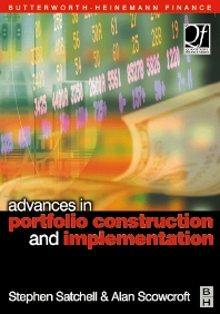 Cover image for Advances in Portfolio Construction and Implementation