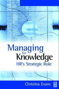 Managing for Knowledge