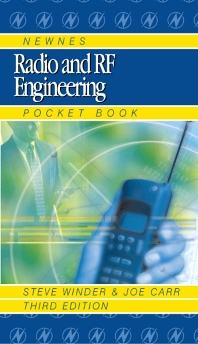 Newnes Radio and RF Engineering Pocket Book, 3rd Edition,Steve Winder,Joseph Carr,ISBN9780750656085