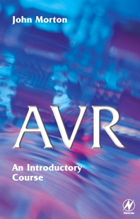 Cover image for AVR: An Introductory Course