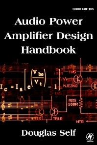Audio Power Amplifier Design Handbook - 3rd Edition - ISBN: 9780750656368, 9780080499611
