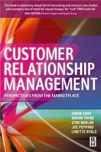 Customer Relationship Management - 1st Edition - ISBN: 9780750656771