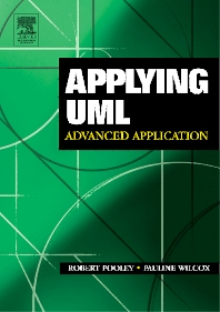 Cover image for Applying UML