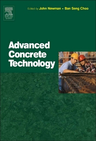 Cover image for Advanced Concrete Technology Set