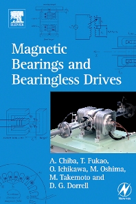 Cover image for Magnetic Bearings and Bearingless Drives