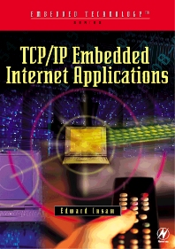Cover image for TCP/IP Embedded Internet Applications