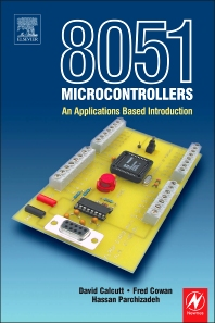 8051 Microcontroller - 1st Edition - ISBN: 9780750657594, 9780080470221