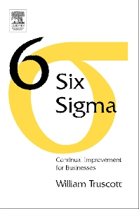 Six Sigma - 1st Edition - ISBN: 9780750657655