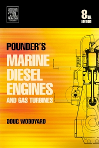 Cover image for Pounder's Marine Diesel Engines