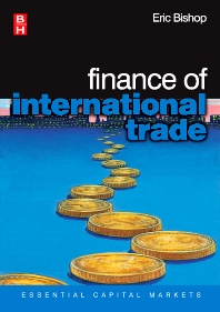 Cover image for Finance of International Trade