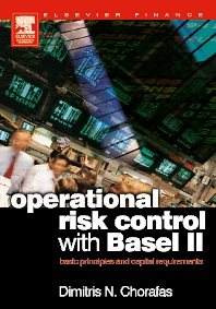 Cover image for Operational Risk Control with Basel II