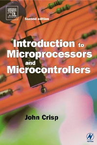 Cover image for Introduction to Microprocessors and Microcontrollers