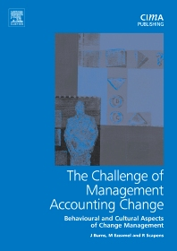 Cover image for Challenge of Management Accounting Change