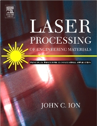 Cover image for Laser Processing of Engineering Materials