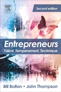 Entrepreneurs - 2nd Edition - ISBN: 9780750661287