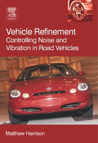 Vehicle Refinement - 1st Edition - ISBN: 9780750661294, 9780080474755