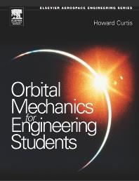 Cover image for Orbital Mechanics