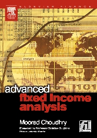 Cover image for Advanced Fixed Income Analysis