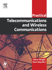 Cover image for Practical Telecommunications and Wireless Communications