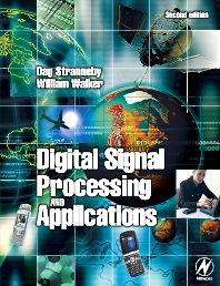 Cover image for Digital Signal Processing and Applications