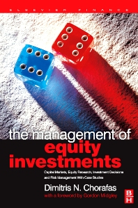 Cover image for The Management of Equity Investments