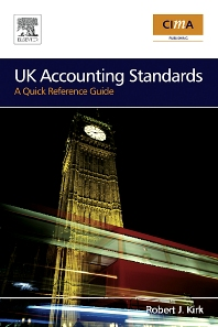 Cover image for UK Accounting Standards