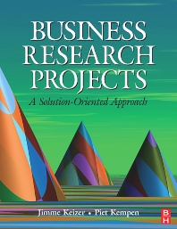 Business Research Projects - 1st Edition - ISBN: 9780750665735