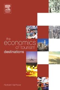 The Economics of Tourism Destinations - 1st Edition - ISBN: 9780750666374