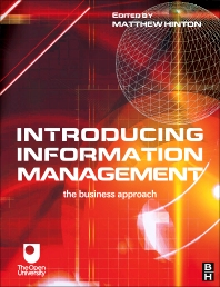 Introducing Information Management - 1st Edition - ISBN: 9780750666688