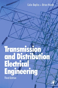 Cover image for Transmission and Distribution Electrical Engineering