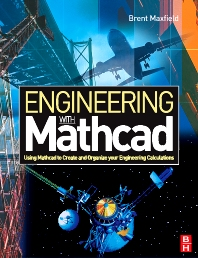 Cover image for Engineering with Mathcad