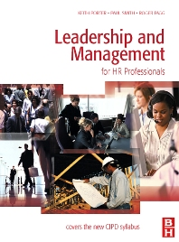 Leadership and Management for HR Professionals