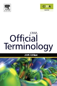 Cover image for Management Accounting Official Terminology