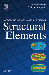 Cover image for Modelling of Mechanical Systems: Structural Elements
