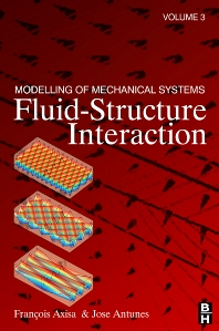 Cover image for Modelling of Mechanical Systems: Fluid-Structure Interaction