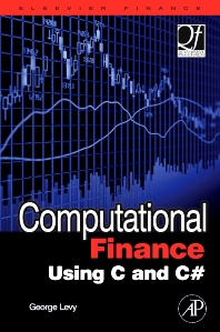 Cover image for Computational Finance Using C and C#