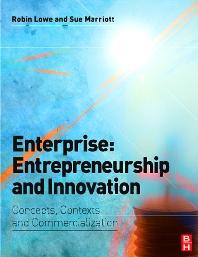 Enterprise: Entrepreneurship and Innovation - 1st Edition - ISBN: 9780750669207