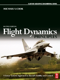 Cover image for Flight Dynamics Principles