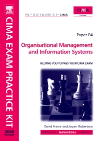 Cover image for CIMA Exam Practice Kit Organisational Management and Information Systems