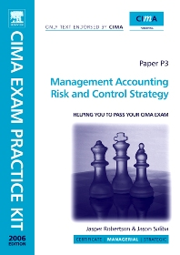 CIMA Exam Practice Kit Management Accounting Risk and Control Strategy - 1st Edition - ISBN: 9780750669375, 9780080501505