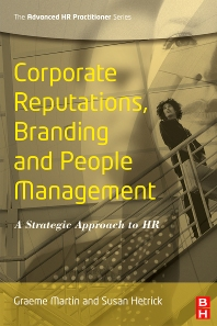Corporate Reputations, Branding and People Management - 1st Edition - ISBN: 9780750669504