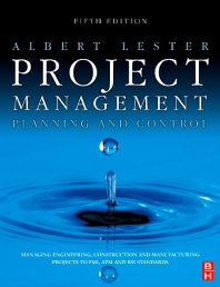 Cover image for Project Management, Planning and Control