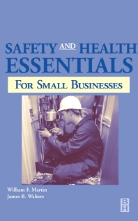 Cover image for Safety and Health Essentials