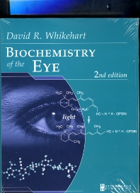 Cover image for Biochemistry of the Eye