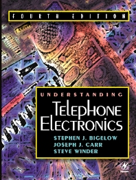 Cover image for Understanding Telephone Electronics