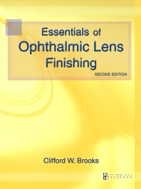 Cover image for Essentials of Ophthalmic Lens Finishing