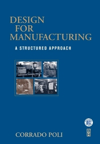 Cover image for Design for Manufacturing
